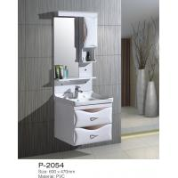 China Mirrored Lightweight Bathroom Wall Cabinets Water Resistant 2 Drawers on sale
