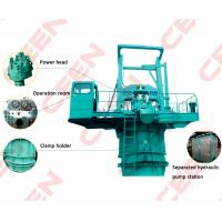 Cheap ZJD2300 / 120 Hydraulic Drill Rig 2.3M Drilling Diameter and 90M / 100M / 120M / 140M depth for sale