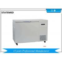 China CFC Free Laboratory Deep Freezer 258L With Digital LED Display Microprocessor Control on sale