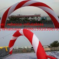 Cheap inflatable arch inflatable rainbow arch for sale
