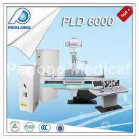 Cheap Medical xray machine for Radiography and fluoroscopy PLD6000 for sale