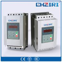 Cheap CHZIRI 37KW 55KW AC motor soft starter CE CCC ISO9001 approved soft start soft starters 320V-460V wholesale
