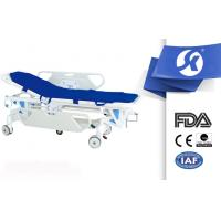 Cheap Height Adjustment Patient Trolley Stretcher With Steel Frame for sale