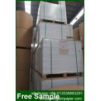China 100% Virgin Wood Pulp Ivory Board Paper FBB on sale