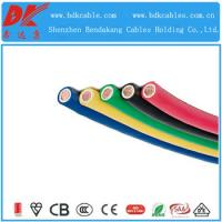 China 6491X H07V-R BS EN 50525-2-31 Cable on sale