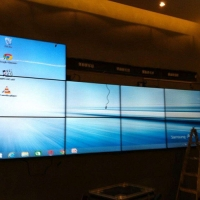 China 49 Inch 4x5 FHD 1920*1080 500 Nits Lcd Wall Panel on sale