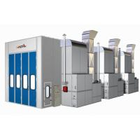 Buy cheap 70mm Insulations EPS Heat Spraying And Baking Portable Industrial Spray Booths from Wholesalers
