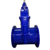 China DIN3352-F5 Long-pattern  DN400  Dutile iron  valve for water supply  PN10/16 on sale