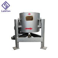 Cheap High Efficiency Oil Filtration Equipment 40 - 50kg / Batch Capacity for sale
