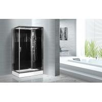 Cheap ABS Tray 1200 X 800 X 2250mm Rectangular Shower Enclosures for sale