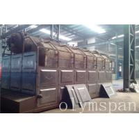 Cheap Radiant Heat Heavy Condensing Oil Fired Steam Boiler Efficiency of Alloy Steel for sale