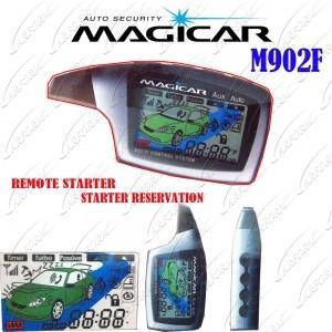 Cheap Auto Accessories Electronics MAGICAR M902F 2-way Car Alarm System Magicar M902F for sale