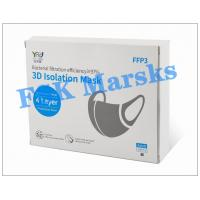 Cheap 5 Layer FFP3 Face Mask Anti Virus Protection Mask With FDA CE Certification for sale