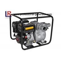 Cheap Small Portable Agricultural Water Pump 3 Inch Slurry Pump with 9 HP Gasoline Engine for sale