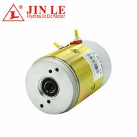 ZD1240 12V 1.6KW Hydraulic DC Motor 114mm O.D For Vehicle Tailgate Lift