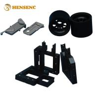 China Construction Machinery OEM Injection Molding POM CNC Machining Milling Plastic Parts on sale