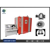 Cheap High Performance SMT / EMS X Ray Machine For Metal Castings Porosity Detect for sale