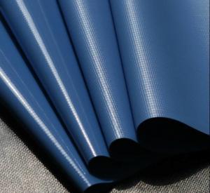 Cheap Sunshade Flame Retardant Tarpaulin 1000d x 1000d 18x18 Base Fabric for sale