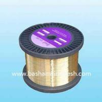 Cheap xinxiang bashan High Level bashan Wire Spool Brass Hard EDM Brass Wire for sale
