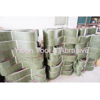 Cheap Factory price  Aluiminum oxide abrasive belt for polishing wood for sale