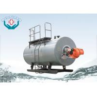 Buy cheap Oil / Hot Water Industrial Steam Boiler Freezing Cold Winter Night Safe from wholesalers