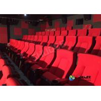 Cheap Shock Movie Theater Seats SV CINEMA With 4DM-TMS Central Level Control System for sale