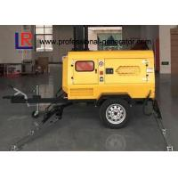China Brushless AC Synchronous Mobile Power Generator Portable Lighting Tower and Spare Parts on sale