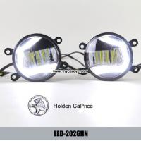 Cheap Holden Caprice LED lights aftermarket car fog light kits DRL daytime daylight for sale
