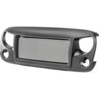Cheap Replacement Jeep JK Accessories ABS Plastic Jeep Jk Avenger Grill 128*48*16 for sale