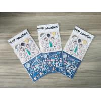 Cheap Soft Reusable PVC Custom Puffy Stickers For Children Birthday Gift , Custom Made for sale