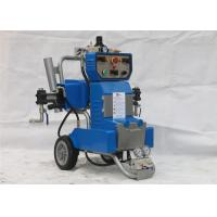 Cheap Light Weight Polyurethane Spray Machine With Emergency Switch System for sale