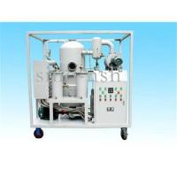 China Sino-nsh VFD transformer Oil filtration plant on sale