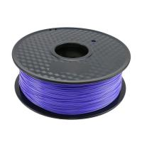 Buy cheap Color PLA 3D Printer Filament  ,  Polylactic Acid  Printer 3d Plastic 1.75mm from wholesalers