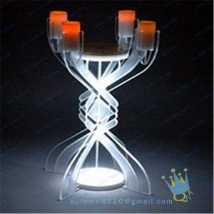 Quality CH (23) Acrylic votive candle holders antique wholesale