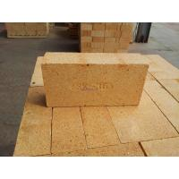 Cheap Low Iron Content High Alumina Fire Bricks Refractory Corrosion Resistance for sale