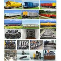 China Railway feight  wagon and spare parts on sale
