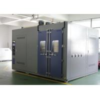 Buy cheap 408L Rapid Temperature Change Environmental Stress Screening ( ESS ) Test from wholesalers