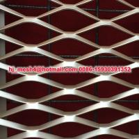 Cheap Anodized Aluminum Expanded Metal for sale
