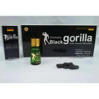 Cheap Germany Black gold BLACK Gorilla male sex pill long lasting sex capsule for sale