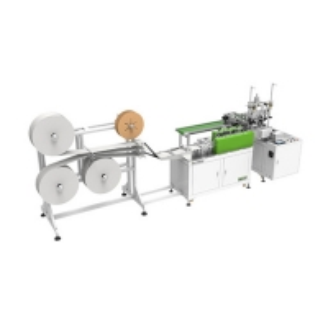 Cheap Upper Roller 60pcs/Min Face Mask Manufacturing Machine for sale