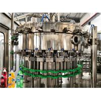 Buy cheap Beer Bottle Filling Carbonation Machine, Counter Pressure Bottle Filler Plant from wholesalers