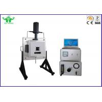 Cheap Pc Controlled Fire Propagation Apparatus , Walls And Ceilings Flame Spread Test for sale