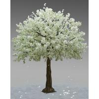 China artificial cherry tree high simulation large outdoor ornamental flower plants on sale