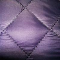 Cheap Waterproof breathable quilting seam laminated fabric for mattress cover for sale