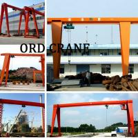 Cheap Capacity 1-10T High Quality Single Girder Gantry Crane small mobile cranes for sale for sale