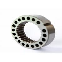 China Plasma Flange Stainless Steel Machined Parts Drilled For Automotive Use on sale