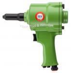 Cheap Working Length 18mm AIR RIVETER GUN PNEUMATIC RIVET GUN for 2.4-4.8mm rivets for sale