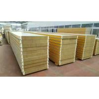 Cheap Insulated Roofing Sheets Metal Wall Panels For Workshop / Warehouse for sale
