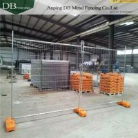 Cheap Construction Site Australian Temporary Fencing OD32mm 2100 X 2400mm for sale
