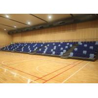 Movable Modular Grandstands / Folding Seating System For Multi Use Environments
